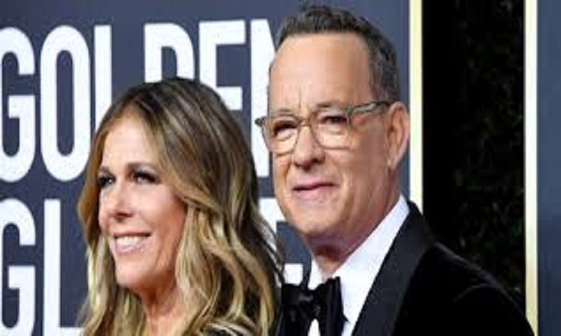 Covid-19: Actor Tom Hanks, wife Rita share different symptoms