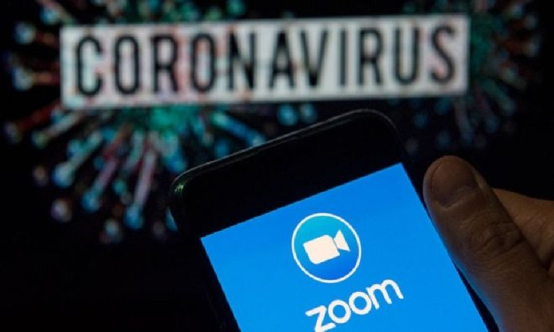 'Zoombombing' targeted with new version of app