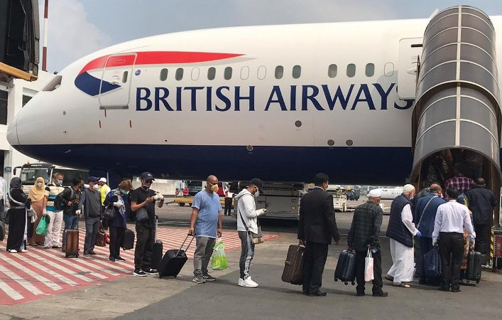 Coronavirus: UK to operate 5 more charter flights from Dhaka for British citizens from April 29