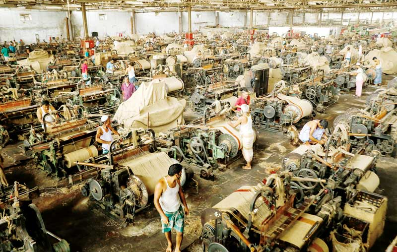 9 state-owned jute mills resume partial operation