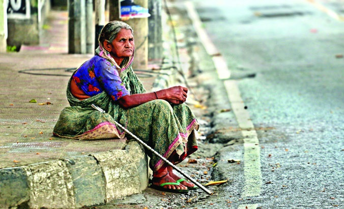 Livelihood of the poor shattered