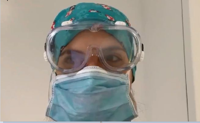 PPE 'designed for women' needed on frontline