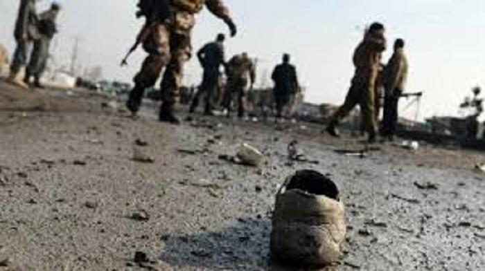 Suicide bomber kills three in Kabul blast