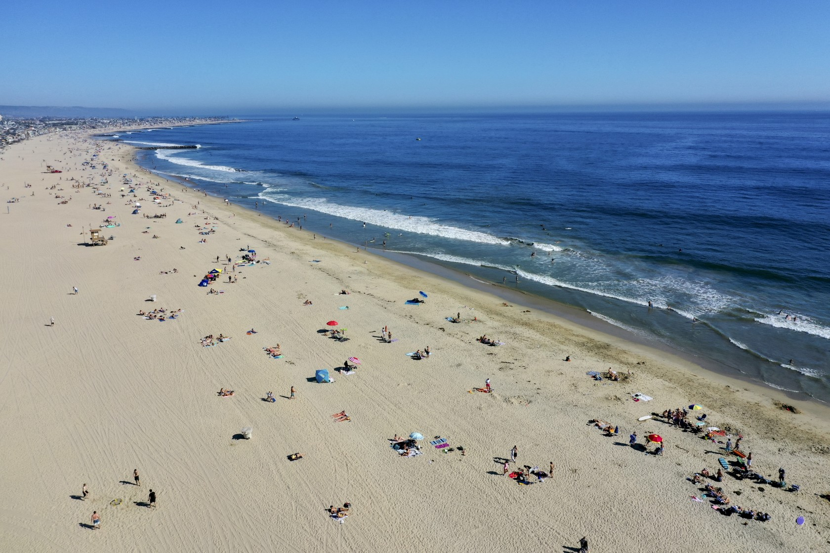 California to shut down certain beaches to prevent spread of virus