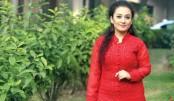 Nishita lends voice to 'Kotha Chhilo Dekha Hobe'