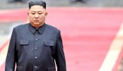 Kim reappears after weeks of speculation