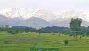 Indian people now can see Himalayas peaks