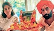 Prayer meet for Rishi Kapoor held at his residence