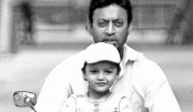 Irrfan Khan's son shares rare picture with father, pens heartfelt note