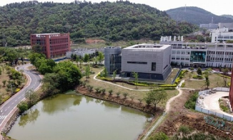 Coronavirus: Chinese state media take aim at US 'lab theory'