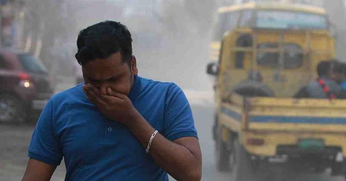 Air Quality Index: Dhaka's air 'very unhealthy'