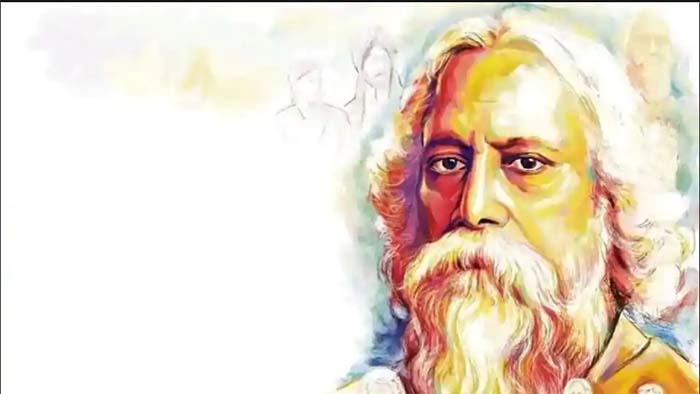 Biswakabi Rabindranath's 159th birth anniversary on Friday