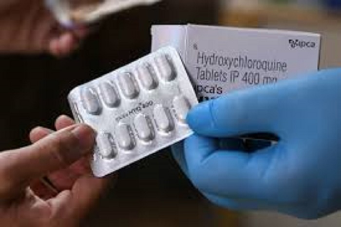No apparent harm or benefit from hydroxychloroquine: study