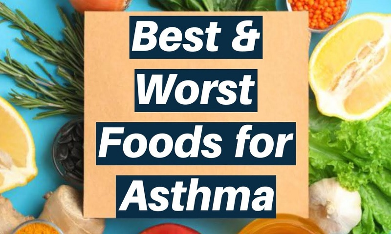 Avoid these foods if you have asthma