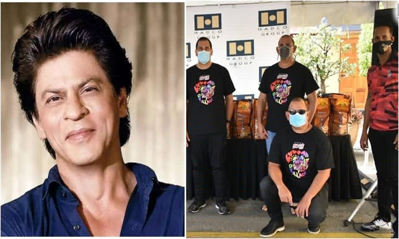 Coronavirus: Shah Rukh's Trinbago Knight Riders to distribute packets in Trinidad and Tobago
