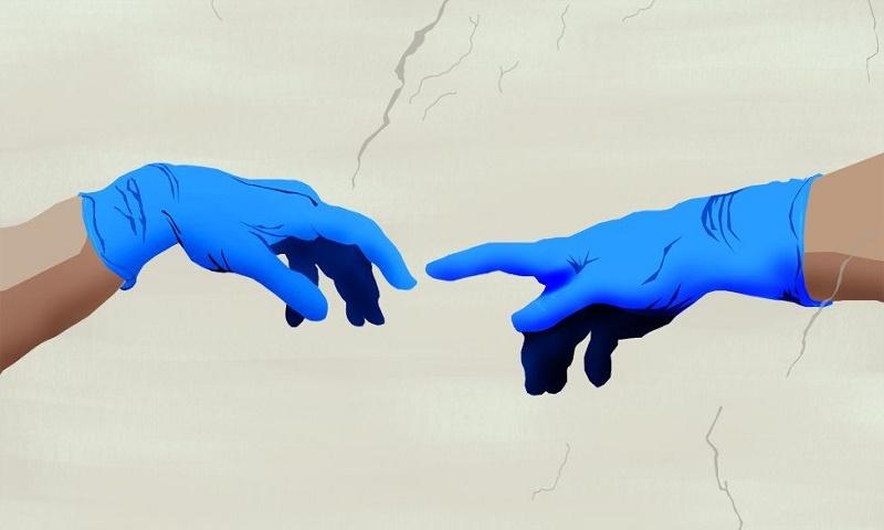 Coronavirus: Will we ever shake hands again?