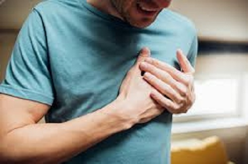 Lockdown helping cut risk of heart attack