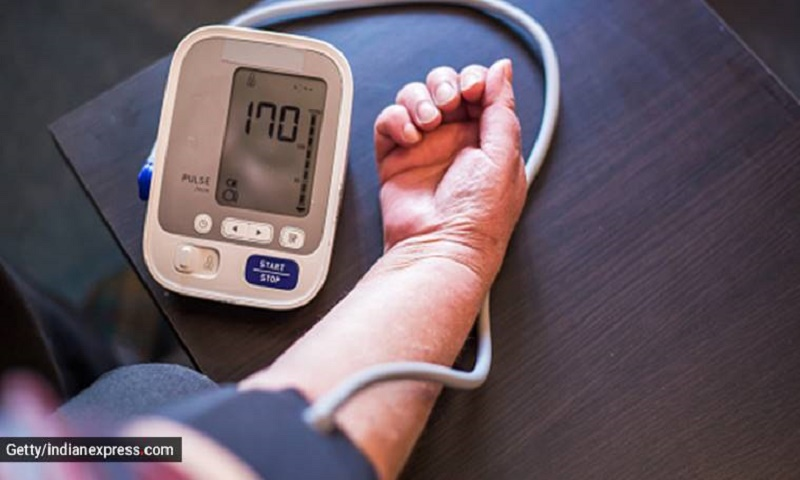 Diet and medicine for Covid-19 patients with high blood pressure