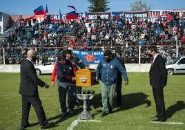 Fans mourn slain ex-footballer revered by Maradona as 'world best'