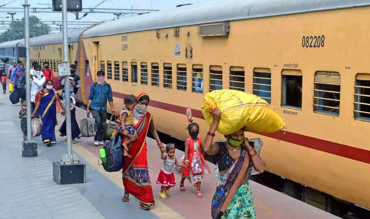 Indian Railways to begin passengers trains Tuesday