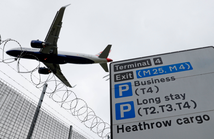 Travelers from France to be exempt from new UK quarantine measure