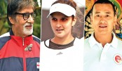 Indian celebs in new motivational song
