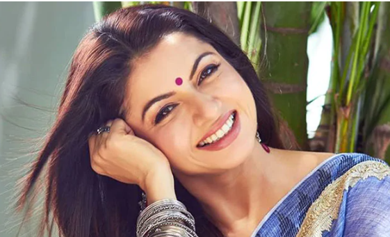 Bhagyashree to star with Prabhas in her comeback film
