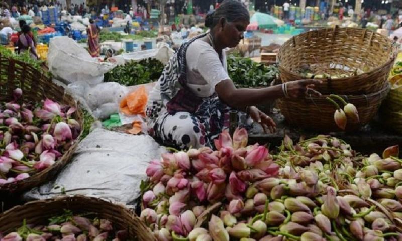 Koyambedu: India's coronavirus cluster at a vegetable market