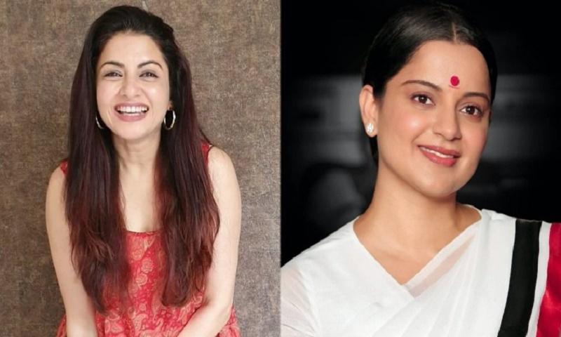 Bhagyashree joins Kangana Ranaut's Thalaivi