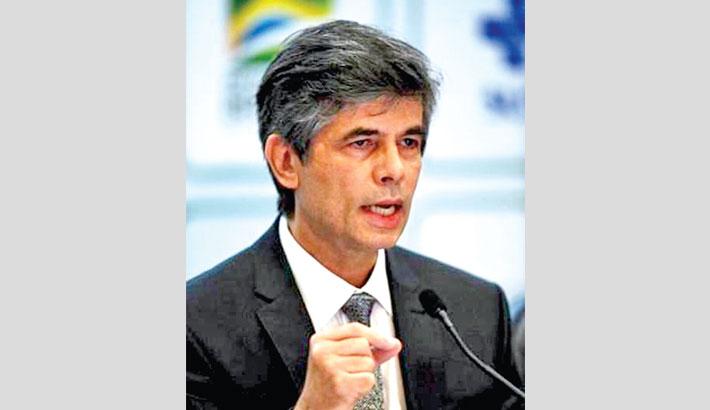 Brazil health minister resigns amid corona crisis