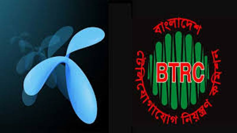 GP to pay Tk 1,000cr to BTRC on Tuesday