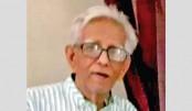 Bangladesh's friend Dr Rupen Bhowmik dies