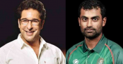 Wasim Akram to join Tamim's live show