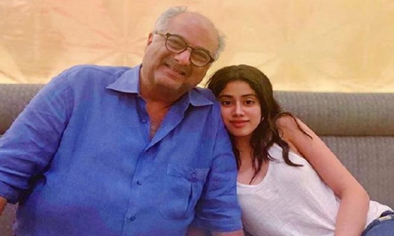 Boney Kapoor's house help tests COVID-19 positive