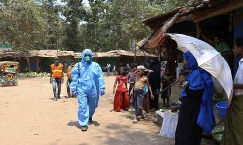 Coronavirus Reaches Rohinghya Camp – Call for Integrated Action