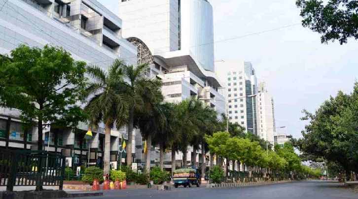 Dhaka's air quality improves significantly after rain