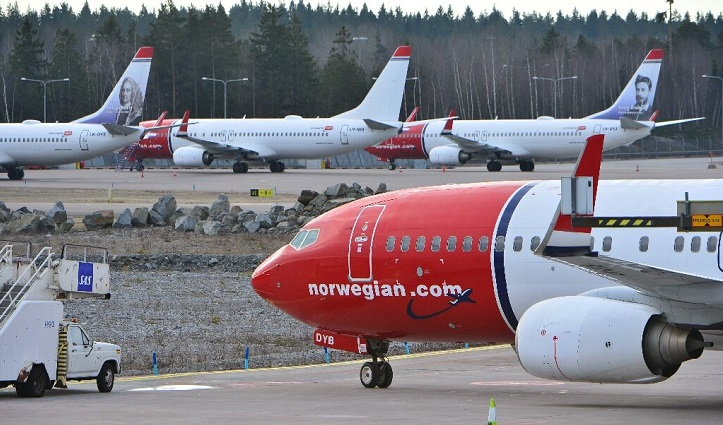 China becomes large shareholder in Norwegian Air Shuttle