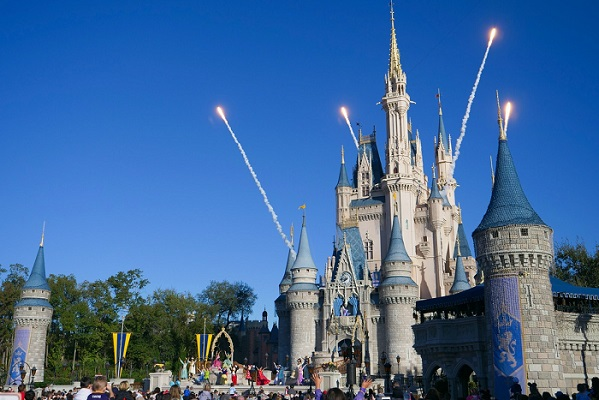 Disney World in Florida reopens but just a little