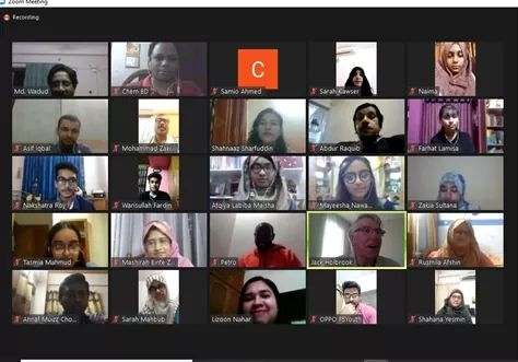 Virtual session on 'Students perception towards Inquiry-Based Learning' held