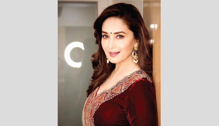 Madhuri's debut single 'Candle' to be released on Saturday