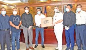 Bashundhara Group provides PPE, masks for BIWTA