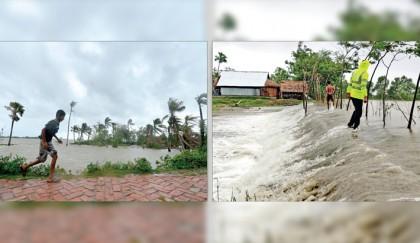 'Amphan' devastates coastal region