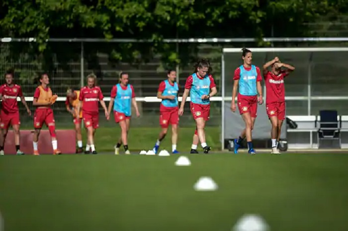 German women's league to resume May 29