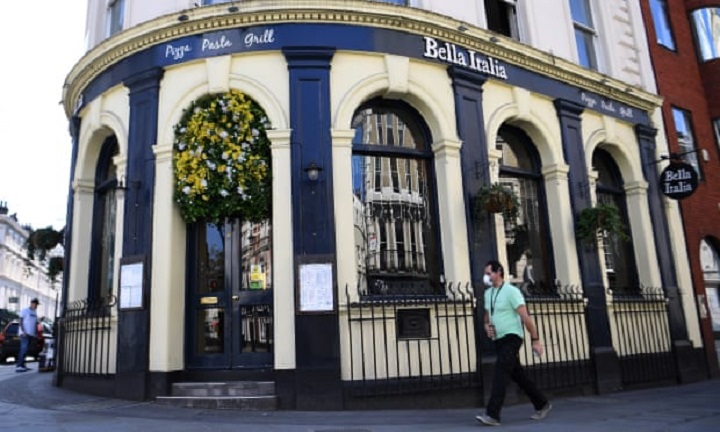 More than 30,000 pubs and restaurants 'may not reopen after lockdown' in UK
