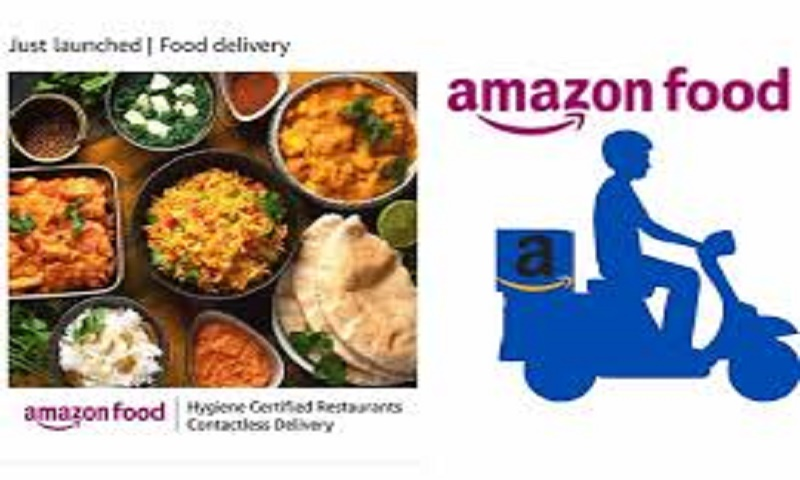 Amazon trials online food delivery in India
