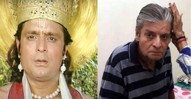 Mahabharat actor Satish Kaul, struggling for basic needs in lockdown, asks for help