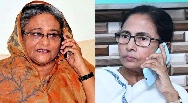 PM phones Mamata, enquires about losses caused by Amphan
