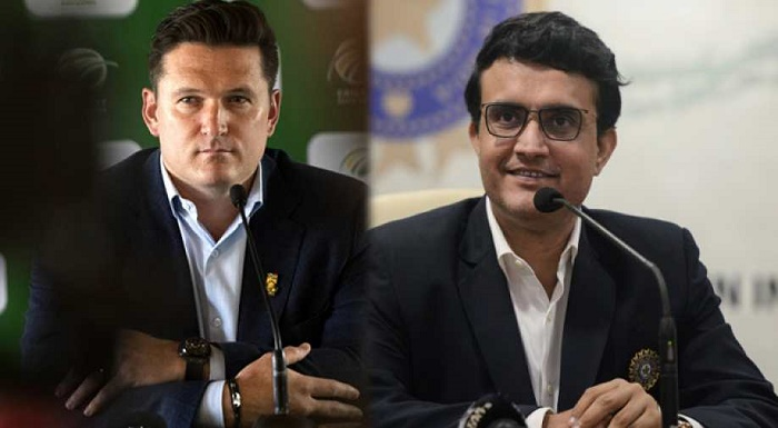 'His leadership will be key to us': Graeme Smith wants Sourav Ganguly as ICC Chairman