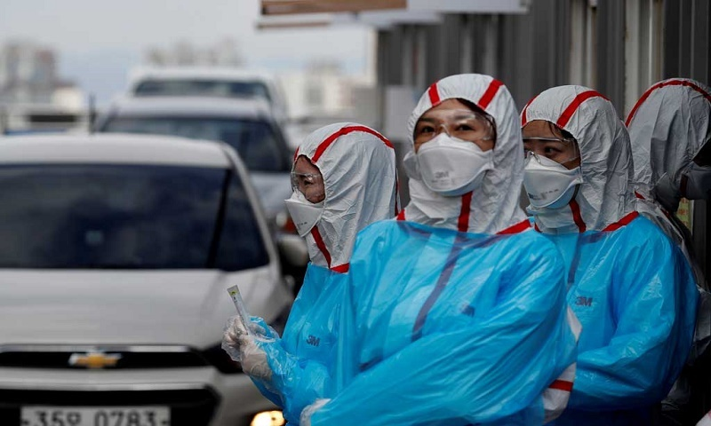 Coronavirus: World death toll climbs to 334,989