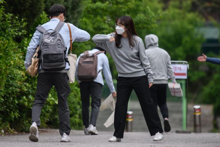 Dozens of South Korean schools that shut over coronavirus concerns to reopen Monday